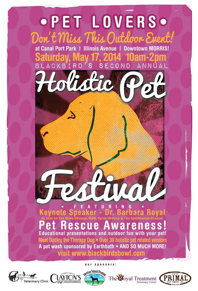 Blackbird's Bowl Holistic Pet Festival