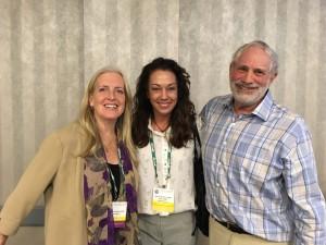 Dr. Barbara Royal, Dr. Karen Becker, and Steve Brown